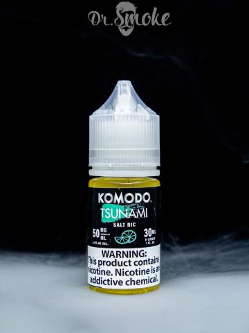 Жидкость Komodo Tsunami