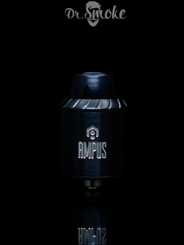 Pulesi - Ampus Screwless 25mm RDA (оригинал)