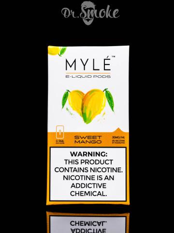 Купить - Myle Vapor Sweet Mango MYLE Pods (картридж)