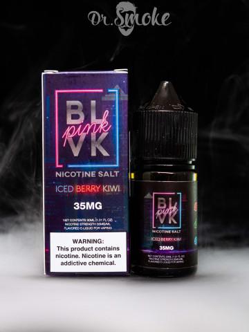 BLVK Salt Iced Berry Kiwi