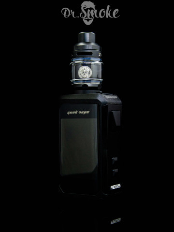 Starter Kit Geekvape Aegis X 200W TC Kit with Zeus Tank