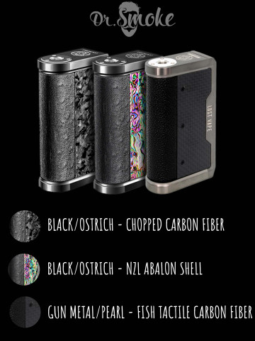 Купить - Lost Vape Centaurus DNA 250C Box Mod
