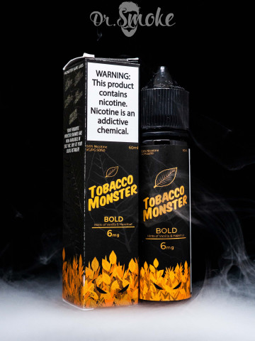 Tobacco Monster Bold