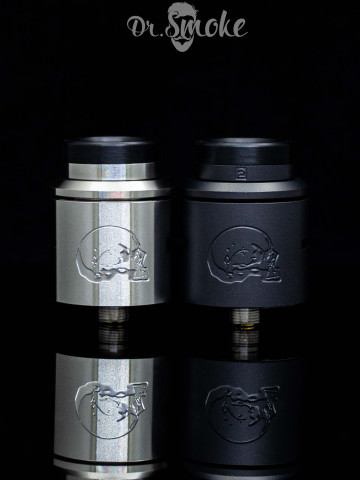 Дрипка District F5VE COSMONAUT V2 24MM RDA (C2MNT) Оригинал