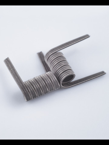 Купить - Спираль Triple Staggered Fused Clapton