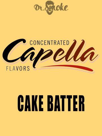 Capella Flavors Cake Batter