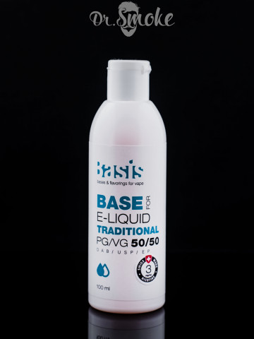 SibTech GmbH Base Traditional 50/50, 100ml