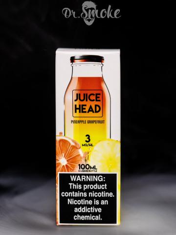 Купить - Juice Head Pineapple Grapefruit