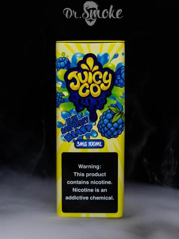 Juicy Co Blue Raspberry Blast