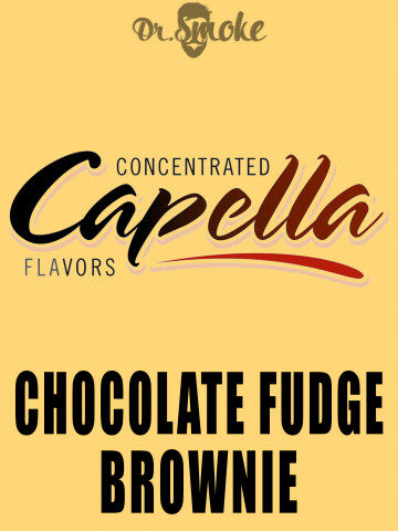 Capella Flavors Chocolate Fudge Brownie