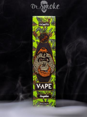 Жидкость Nicosta Orangutan V-APE