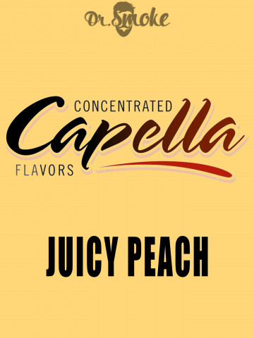 Ароматизатор Capella Flavors Juicy Peach
