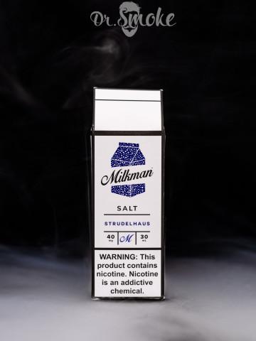 Купить - Жидкости на солевом никотине Strudelhaus