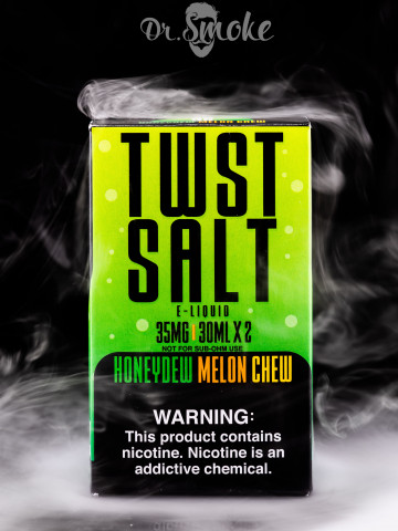 Lemon Twist Salt Honeydew Melon Chew