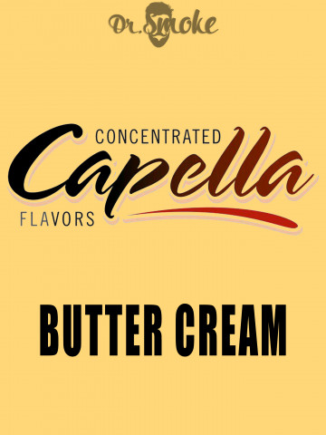 Capella Flavors Butter Cream