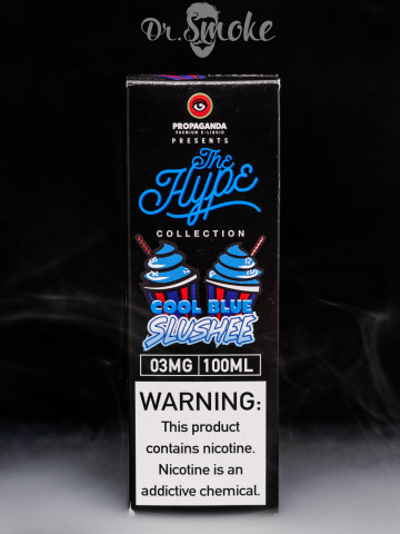Жидкость Propaganda  Cool Blue Slushee - The Hype Collection