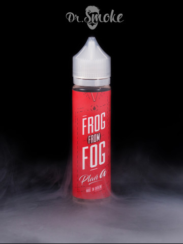 Жидкость Frog From Fog PLAN A