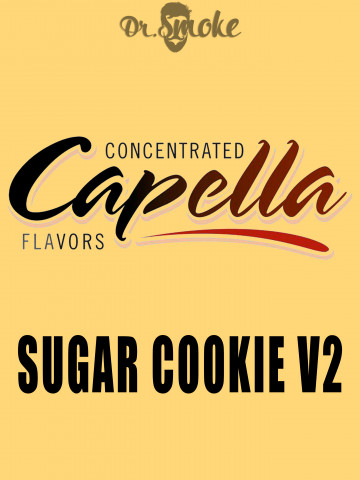 Ароматизатор Capella Flavors Sugar Cookie v2