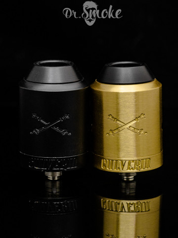 Купить - Дрипка Kindbright Culverin RDA Clone