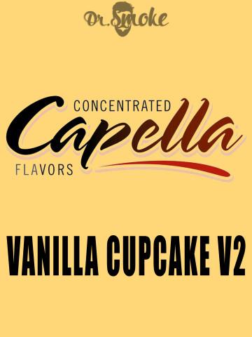 Ароматизатор Capella Flavors Vanilla Cupcake V2