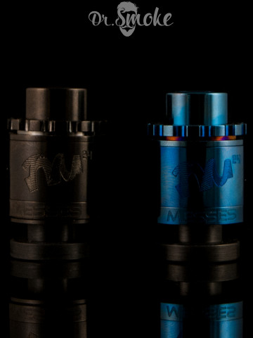 Дрипка Twisted Messes TM24 Pro-Series RDA (оригинал)