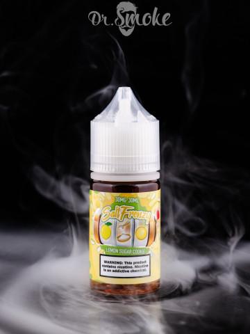 Купить - Жидкости на солевом никотине Lemon Sugar Cookie