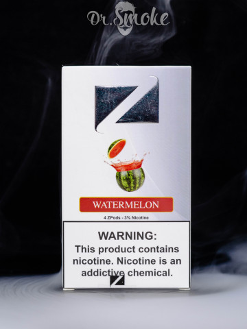Zliplab Compatible with JUUL - Watermelon Ziip Pods