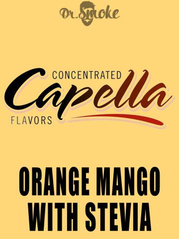 Купить - Capella Flavors Orange Mango with Stevia