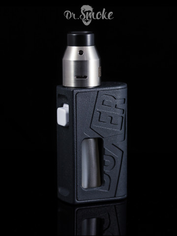 The Boxer Style BF Squonk Mechanical Mod Kit clone