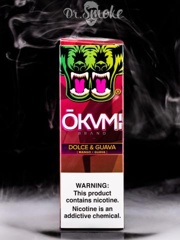 Жидкость Okami Dolce&Guava