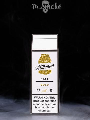 Жидкость Milkman Salts GOLD