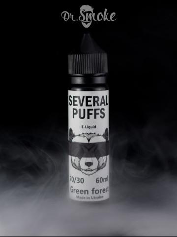 Жидкость Several Puffs Green Forest