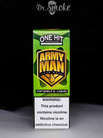 Жидкость One Hit Wonder Army Man
