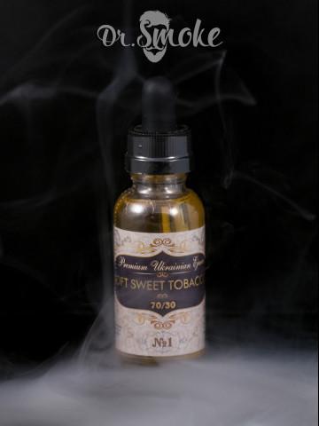 Жидкость Soft Sweet Tobacco №1