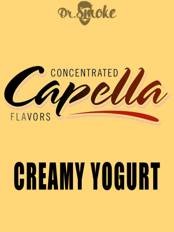 Capella Flavors Creamy Yogurt