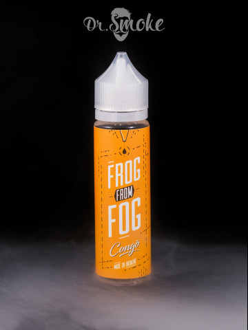 Frog From Fog CONGO