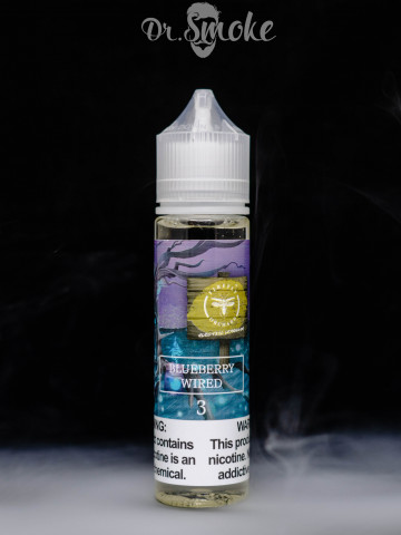 Жидкость Firefly Orchard Blueberry Wired
