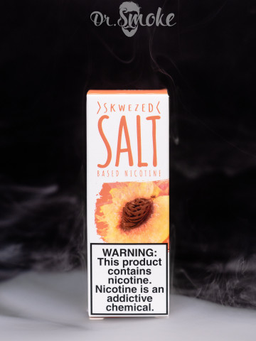 Жидкость Skwezed Salt Peach