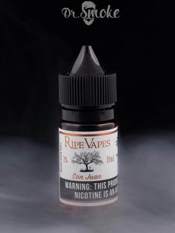 Ripe Vapes Handcrafted Saltz – San Juan