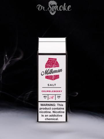 Milkman Salts Crumbleberry