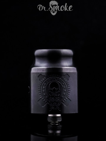 Дрипка Battle Cap S & Battle Deck RDA + 810 дрип-тип