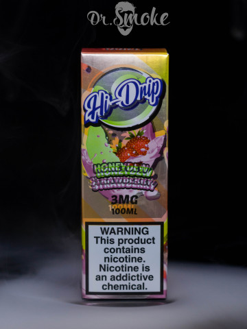 Жидкость Hi-Drip Honeydew strawberry