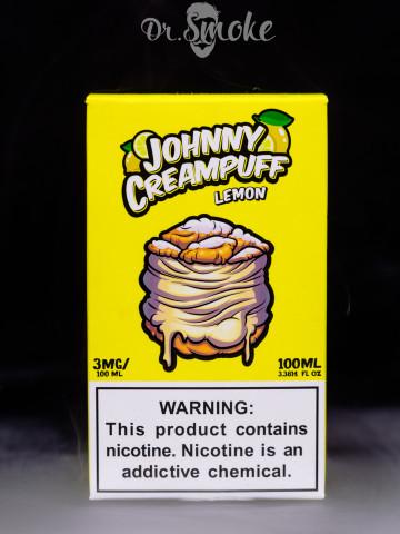 Купить - JOHNNY CREAMPUFF Lemon