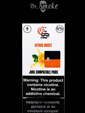 Eon Smoke Compatible with JUUL - Citrus Burst Eon Pods