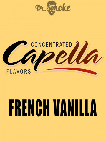 Capella Flavors French Vanilla