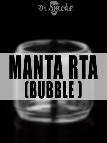 Сменное стекло Manta RTA (bubble)
