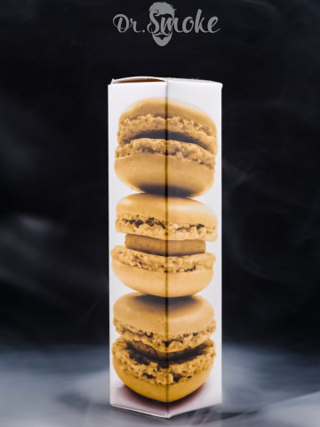 Жидкость Mila`s Macarons Salted Caramel