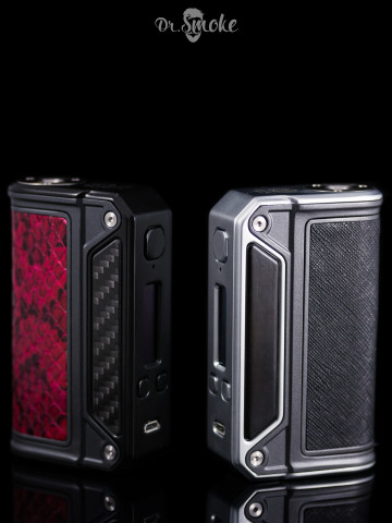 Бокс мод Lost Vape Therion DNA 166W