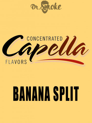 Capella Flavors Banana Split