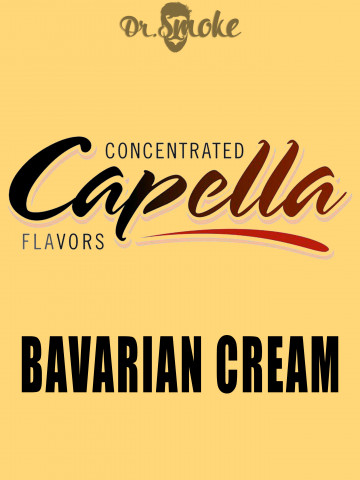 Capella Flavors Bavarian Cream
